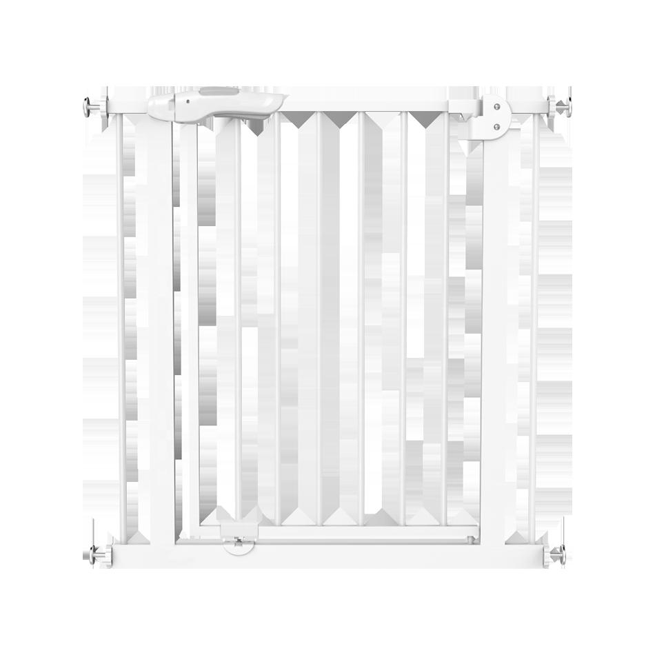 ประตูรั้วกั้นทางเดินสัตว์เลี้ยง Petsuka สำหรับเด็กและสัตว์เลี้ยงแบบอเนกประสงค์